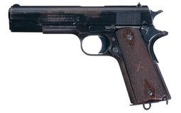 U.S. Colt/Savage Model 1911 Semi-Automatic Pistol