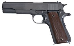 U.S. Ithaca Model 1911A1 Semi-Automatic Pistol