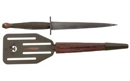Rare OSS Stiletto with