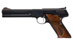 Colt Woodsman Early Production Serial Number