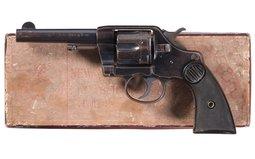 Colt 1896 New Navy Revolver with Original Box
