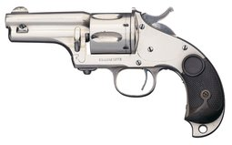 Merwin Hulbert & Co. Large Frame Single Action Revolver