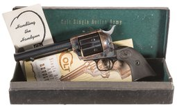 Colt Second Generation Single Action Army Revolver