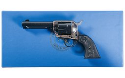 Fourth Generation Colt Single Action Army Revolver with Box