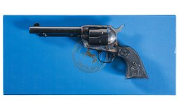 SASS Colt 3rd Generation Single Action Army Revolver