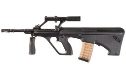 Desirable Steyr AUG/SA Semi-Automatic Rifle with Scope