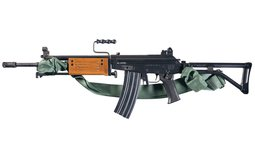 IMI/Action Arms Model 392 Galil Semi-Automatic Rifle