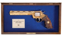 Colt Python American Historical Foundation 20th Century Edition