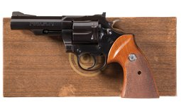 Colt Trooper Mk. III Double Action Revolver with Box