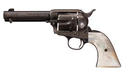 First Generation Colt Single Action Army Frontier Six Shooter