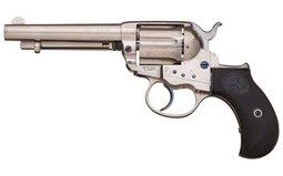 Very Fine Colt Model 1877 Thunderer Double Action Revolver