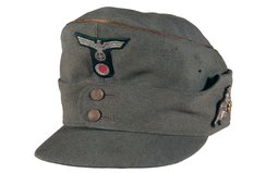 Scarce General Officer's Mountain Cap