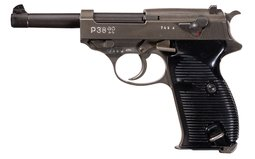 Mauser - P 38