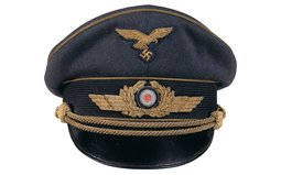 Luftwaffe General Officer's Visor Cap