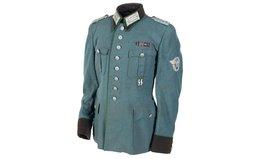 Two Nazi German Uniform Tunics