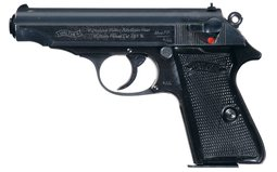 Walther PP Pistol,