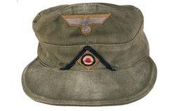 Heer Tropical Hat with Engineer's Soutache