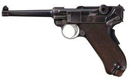 DWM 1900 American Eagle Luger