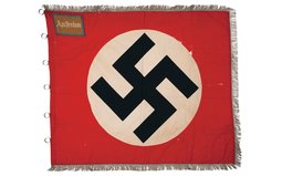 Nazi Party Flag for Occupied Amsterdam