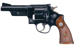 Smith & Wesson Non-Registered .357 Magnum Double Action Revolver