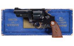Smith & Wesson Non-Registered .357 Magnum Revolver
