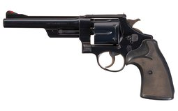 S&W .357 Registered Magnum Revolver with Factory Letter