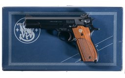 Smith & Wesson Model 52-2 Semi-Automatic Pistol with Box
