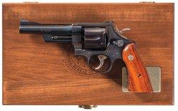 Smith & Wesson Model 27-3 F.B.I. 50th Anniversary Commemorative