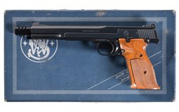 Smith & Wesson Model 41 Semi-Automatic Pistol with Box