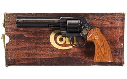 Colt Python Factory Firearms Collection 1 of 235