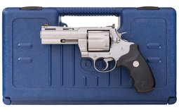 Colt Anaconda Double Action Revolver with Case
