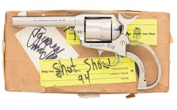 Colt Single Action Army Revolver for the 1994 SHOT Show