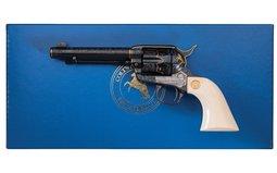 Colt Custom Shop Screwless Frame Single Action Army Revolver