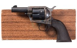 Serial Number 1 Colt Sheriff's Model 2nd Gen Single Action Army