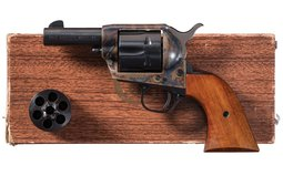 Colt Sheriff's Model 2nd Gen Single Action Army Revolver