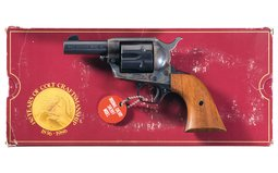 2nd Generation Sheriff's Model Single Action Army Revolver