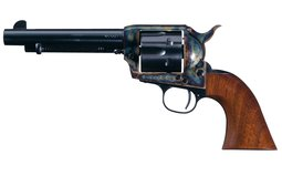 Turnbull Manufacturing Company/Colt Single Action Army Revolver