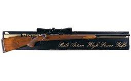 Browning Arms - Safari Grade
