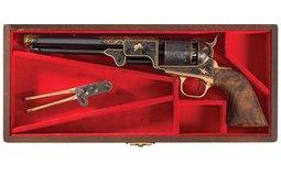 Colt Second Generation Model 1851 Navy Black Powder Revolver