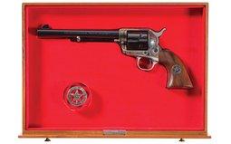 Texas Ranger Commemorative Colt Single Action Army Revolver
