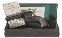 U.S. Fire Arms Rodeo Model Single Action Revolver