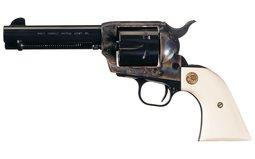 Third Generation Single Action Army Revolver