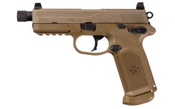 FNH U.S.A. FNP-45 Tactical Semi-Automatic Pistol with Case