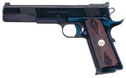 Wilson Combat CQB Semi-Automatic Pistol with Case