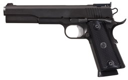 Guncrafter Industries No. 4 Semi-Automatic Pistol with Case