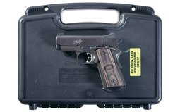 Kimber Tactical Ultra II Semi-Automatic Pistol with Case