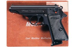 Walther PP Semi-Automatic Pistol with Box