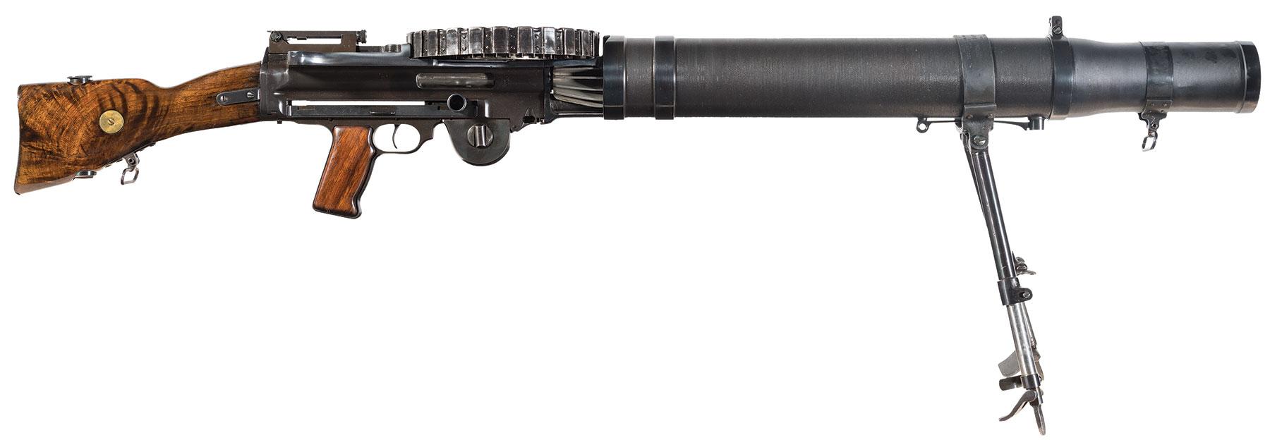 BSA - M1914 Class III/NFA Lewis Light Machine Gun