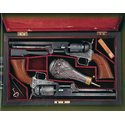 Colt Model 1851 Squareback Percussion Revolvers