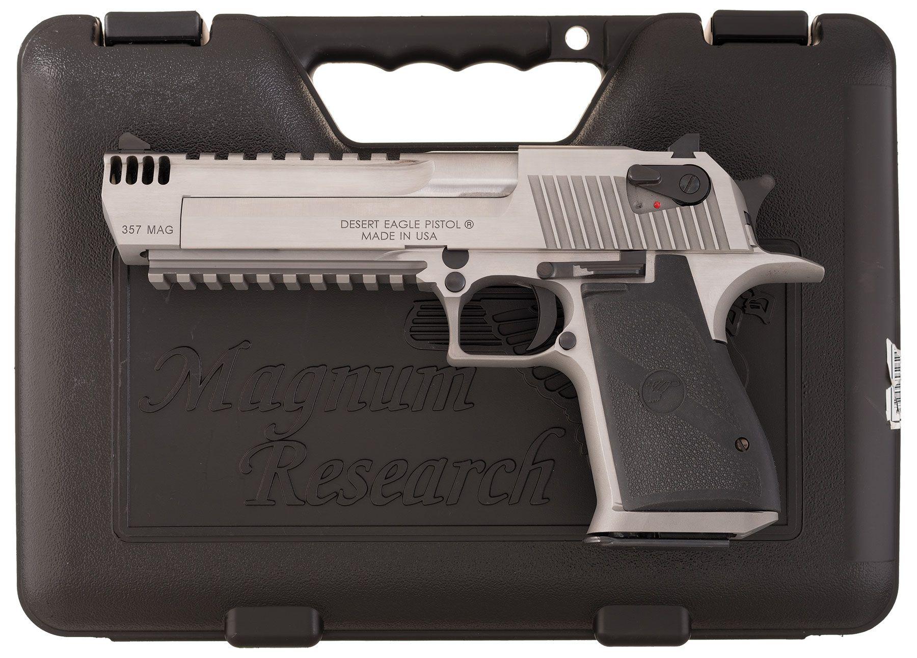Desert Eagle 50AE Federdruck Kaliber 6mm <0.5 Joule Softair Pistole,  Bicolor, 270 mm: Amazon.de: Sport & Freizeit